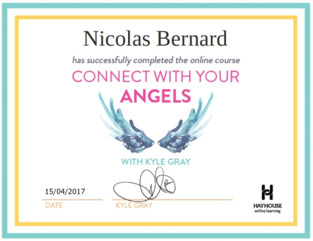 Connect with your Angels - Kyle Gray - Nicolas Bernard