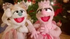 Flocon et Princesse Lucienne