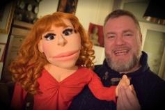 Mylène Famer version Puppet avec Niko