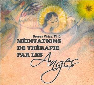 Méditations de thérapie par les Anges cd