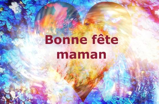 bonne fte maman - niko lille - ange