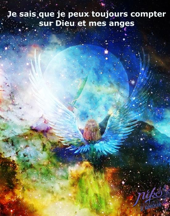 dieu et mes anges - niko lille - la vie vous aime
