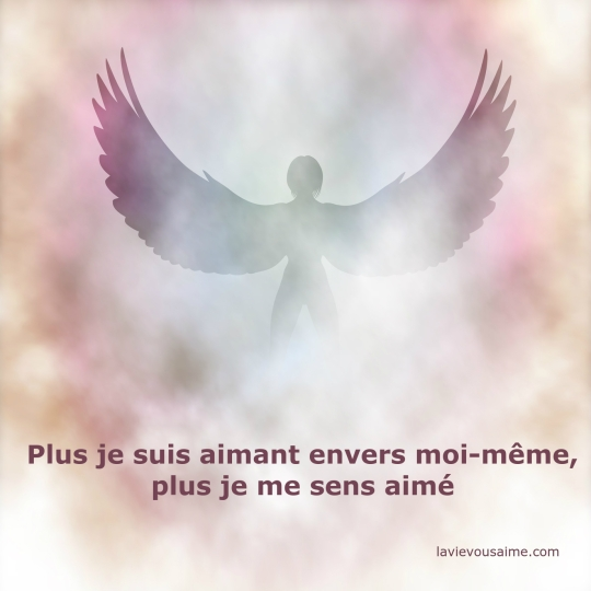 pensee positive - pensee des anges - affirmation positive - niko lille