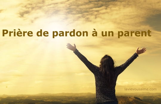 priere pardon parent - amour - louise hay - affirmation positive - ange - lille - niko