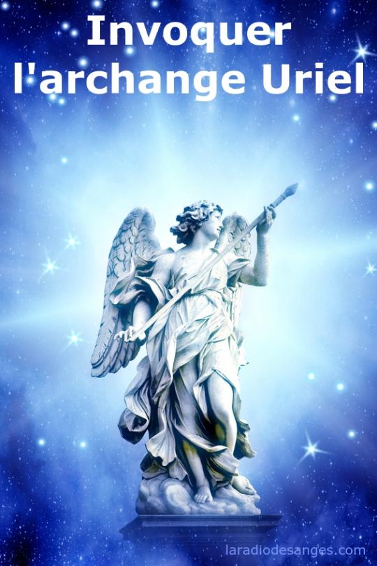 archange uriel - ange de lumière - lumière de dieu - la radio des anges - niko - laradiodesanges