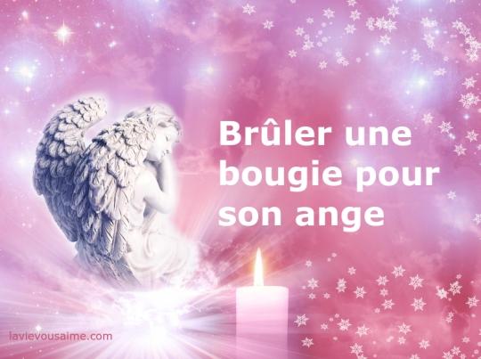 bougie de paix - bougie ange - bougie amour - pouvoir des bougies - affirmation - soiree ange lille
