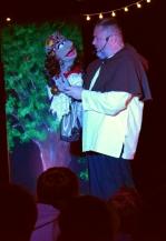 niko et madame zelma - spectacle marionnette - niko le gardien des fées