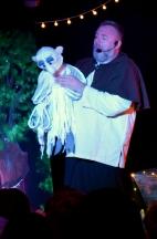 niko et thodule le fantôme - magie spectacle enfant marionnettes - le gardien des fées