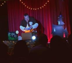 niko le gardien des fées - spectacle jeune public hauts de france - magie et marionnette