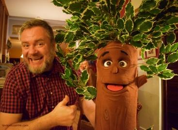 """L'arbre Mille feuilles - A voir dans le spectacle """"Niko le gardien des fées"""" et """"Niko et les lutins des 4 saisons"""""""