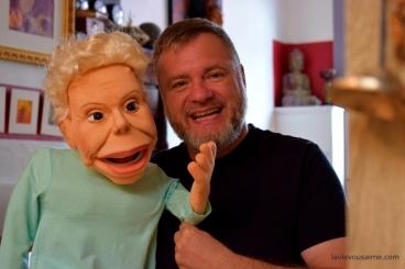 Louise Hay Puppet et Niko