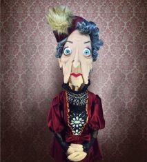 lady violette - le petit imaginarium de Niko - magie - mentalisme - puppets - marionnettes - lille