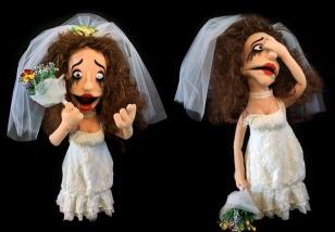 """la Marié à voir dans """"Les petites histoires qui font peur"""""""