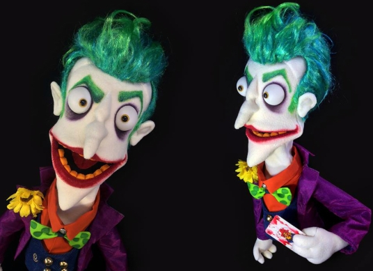 """Le Joker à voir dans """"Les petites histoires qui font peur"""""""