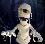 """La momie - A voir dans """"Les petites histoires qui font peur"""""""
