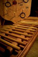 Le jeu des bâtons - jeu fort boyard - niko le secret des enchanteurs