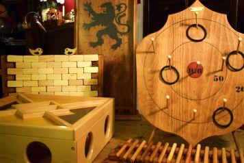 jeux estaminet - jeux traditionnels en bois - Niko le secret des enchanteurs