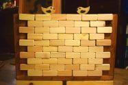 le jeu du mur - jeu en bois traditionnel nord - niko le secret des enchanteurs