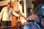 le secret des enchanteurs - magie à domicile - jeux traditionnels, soirée participative - un spectacle à domicile