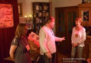 le secret des enchanteurs - une soirée magique drôle participative chez vous