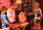 spectacle à domicile - le secret des enchanteurs - magie - mentalisme - énigmes - jeux traditionnels - estaminet - lille - marionnettes - niko et ses puppets