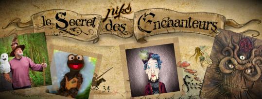 Le secret des enchanteurs spectacle magie enigmes marionnettes hauts de france mairie CE