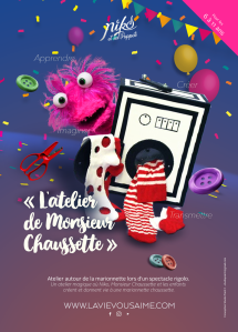 atelier spectacle marionnette nord lille magie
