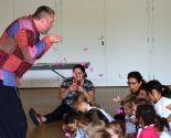 conte petite enfance tout-petits marionnettes crèches écoles nord