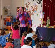 créche école maternelle spectacle marionnette spectacle tout petit spectacle éveil spectacle saisons