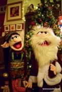 le pere noël - Elfe de noël - spectacle de Noël - arbre de noël - spectacle de magie