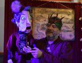 le secret des enchanteurs - marionnettes nord - magie nord - mentiliste nord - spectacle