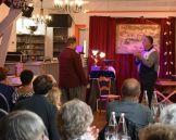 Lecoq en papillotte - St omer - spectacle - magie - mentalisme - restaurant - marionnettes - nord