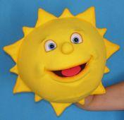 soleil marionnettes crèche