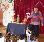 spectacle créche maternelles écoles nord marionnettes éveils