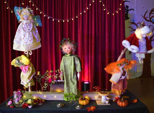 spectacle créche maternelles tout-petits marionnettes nord pas de calais écoles crèches