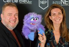 Niko, Floyd et Anne Claire Coudray - TF1
