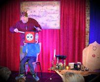 magie, spectacle, marionnettes, mentalisme, enfants, spectacles, spectacle, conte, sorcières, sorcie, école, centre de loisirs, association