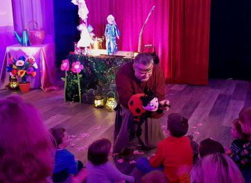 marionnettes - crèches - spectacles - lille - spectacle - marionnette - écoles - magie - conte - nord pas de calais - lutins - fées