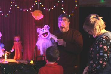 niko les fées dfes 4 saisons - magie - marionnettes - crèches magie - écoles maternelles