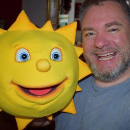 """Le soleil - A voir dans le spectacle """"Niko et les lutins des 4 saisons"""""""