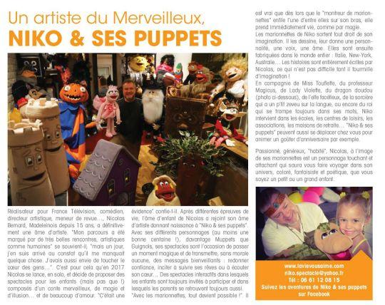 magazine-la-madeleine.-presse-journal-niko-et-ses-puppets-avis-marionnettes-lille-article-spectacles-enfants-la-madeleine-lille-nord-pas-de-calais