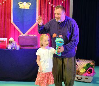 atelier marionnette - spectacle - magie - magique - marionnettes - nord pas de calais - lille - enfants - manipulation marionnettes