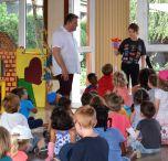 atelier Mr chaussette - spectacle atlelier marionnettes fabrication manipulation école centre de loisirs nord pas de calais lille