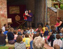 le secret des enchanteurs jeux marionnettes puppets enigmes spectacle famille avesnois magique