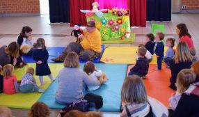 chansons, marionnettes, spectacles enfants, créches, mam, maternelles, petites sections, nord pas de calais, marionnettes, conte